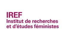 "<a href=""http://iref.uqam.ca/"" target=""_blank"" rel=""noopener"">IREF</a> Institut de recherches et d'études féministes"