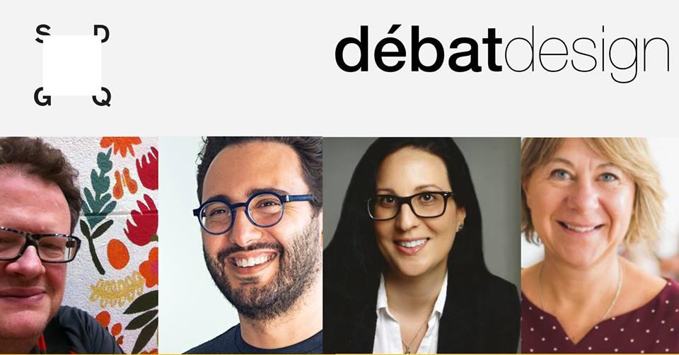 Débat Design (SDGQ) : Le design graphique est-il universel?